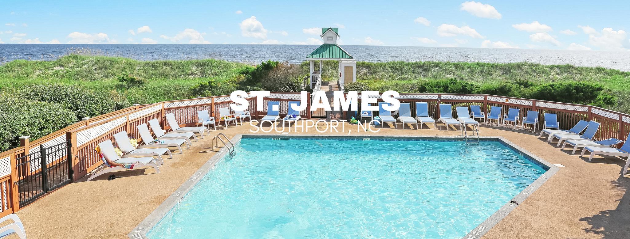 ST JAMES • SOUTHPORT NC