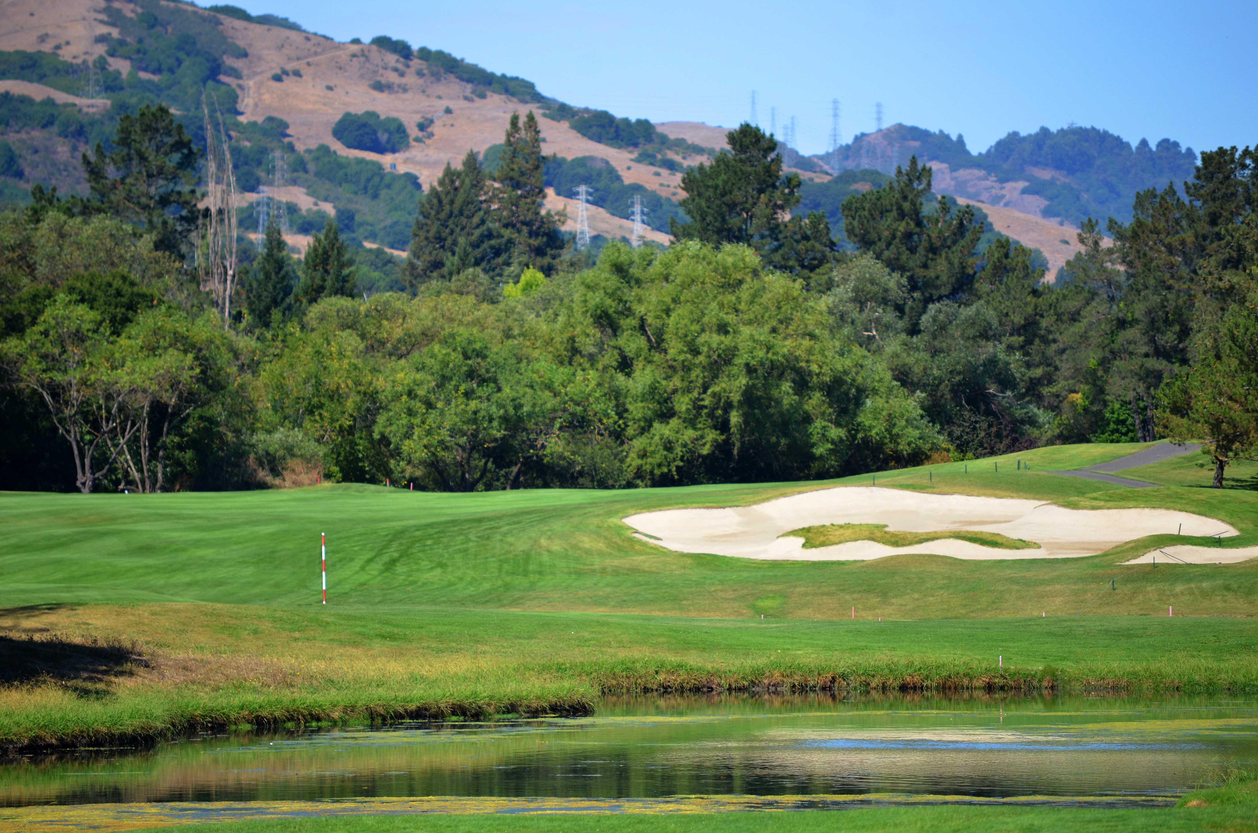 Moraga Golfcourse