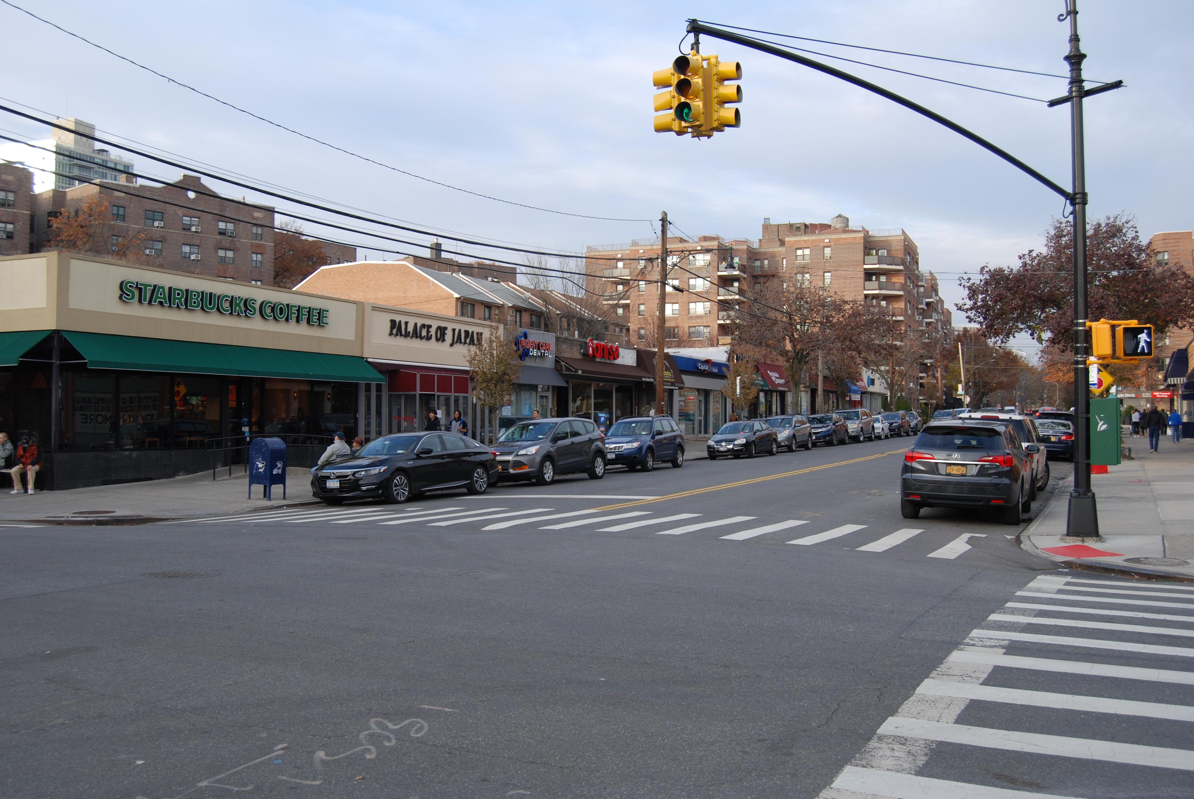 Johnson Avenue Bronx