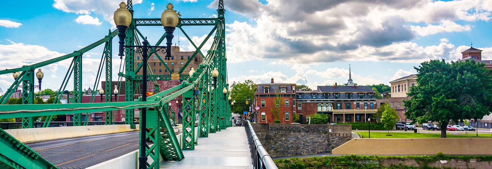 Free Bridge Phillipsburg