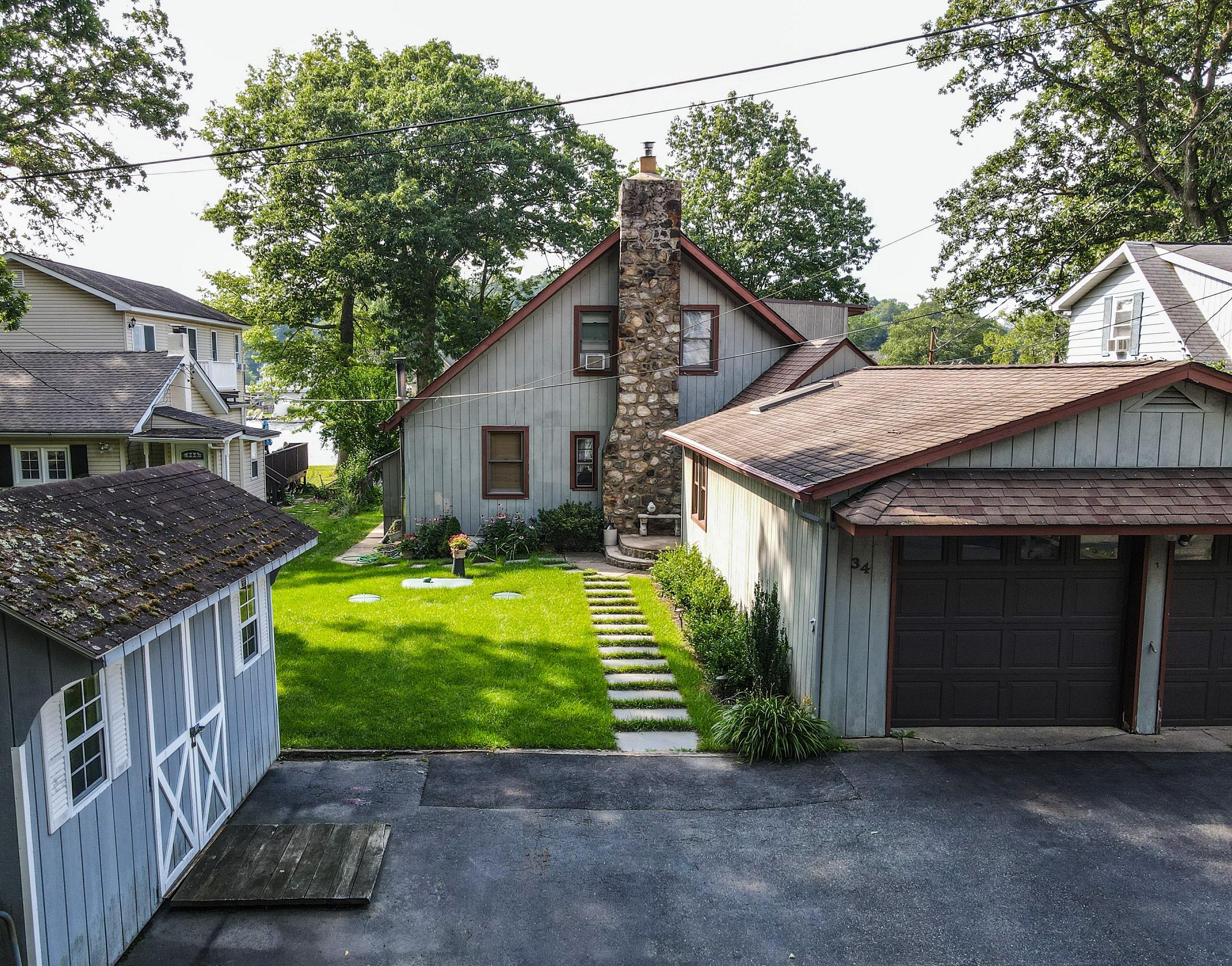 Lakefront home for sale Lake Hopatcong NJ
