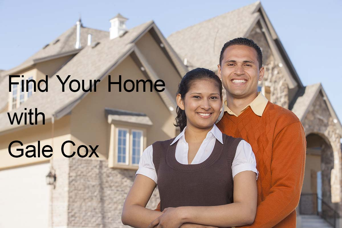 Let Gale Cox Find Your Next Home