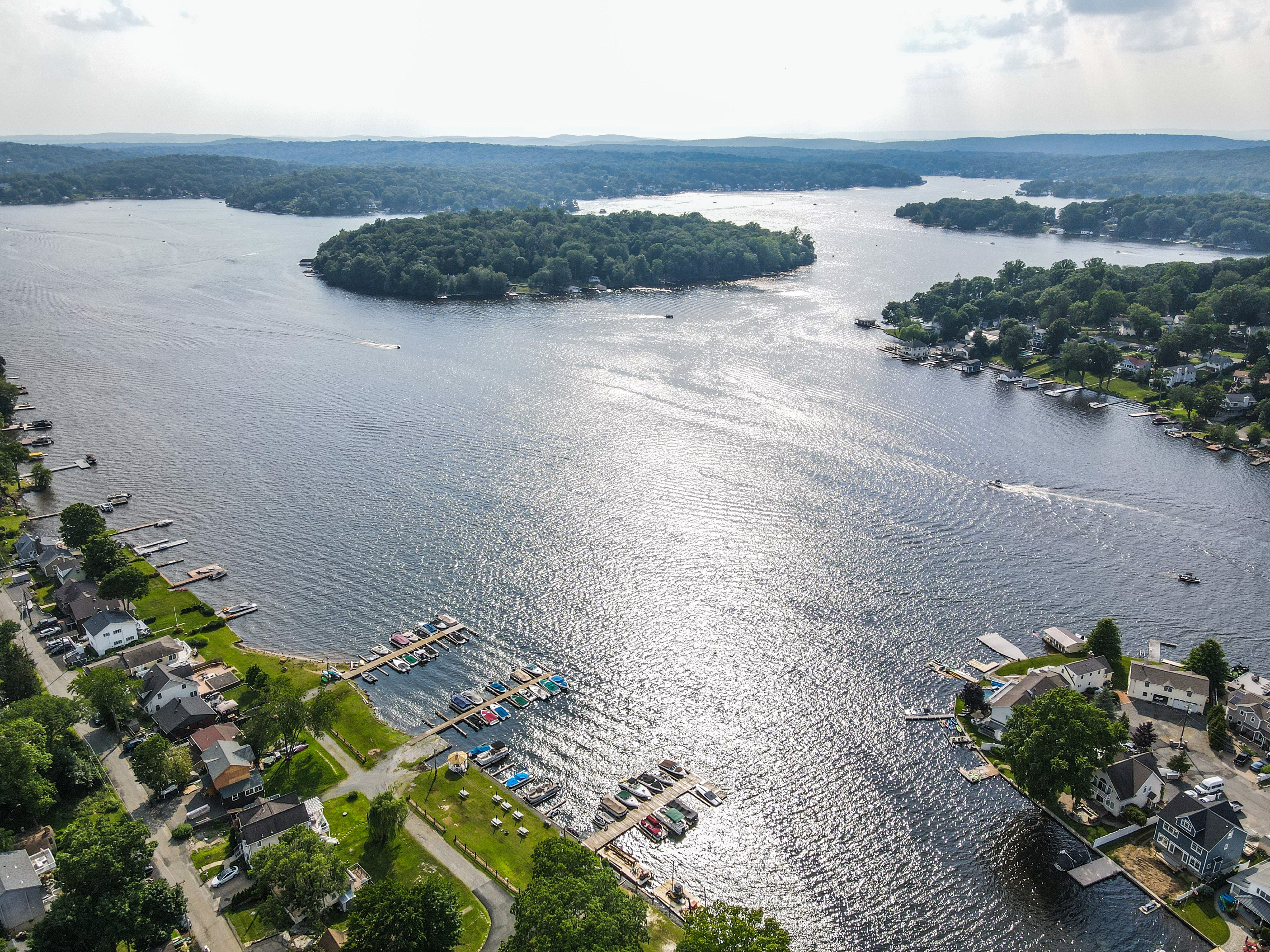 Lake Hopatcong, NJ Lakefront Home for sale