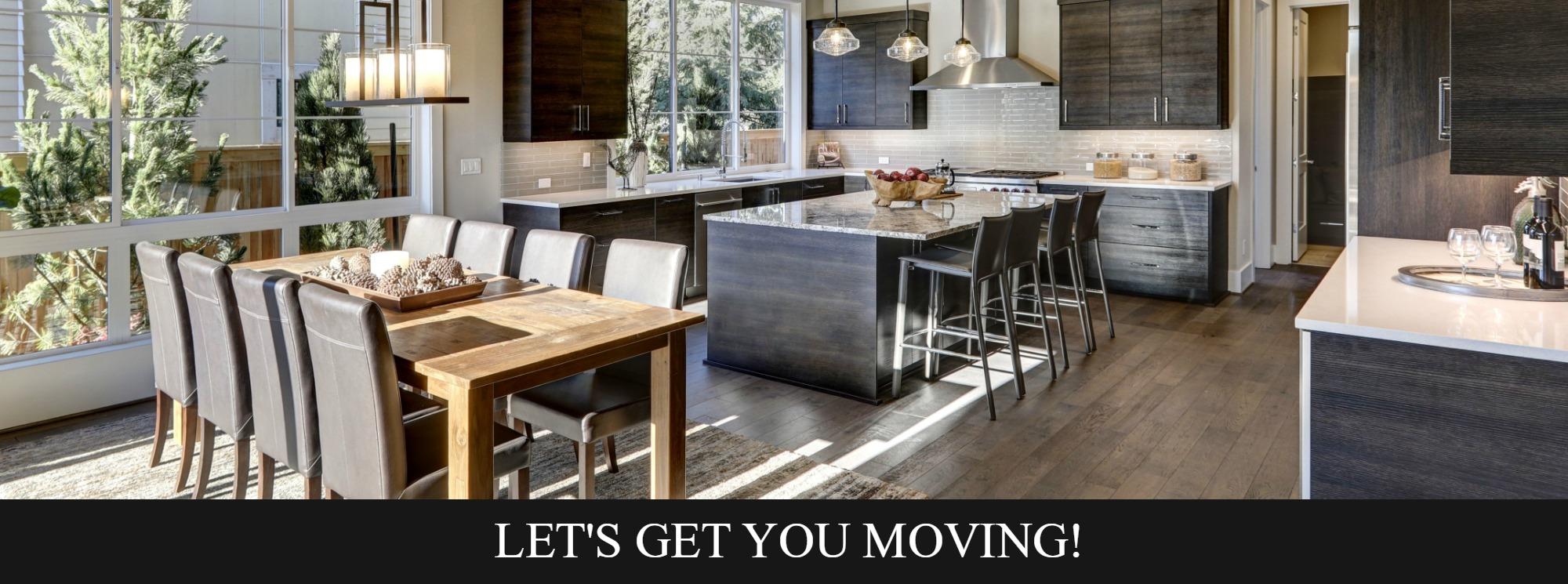 Let's Get You Moving! Enrique Aguilar