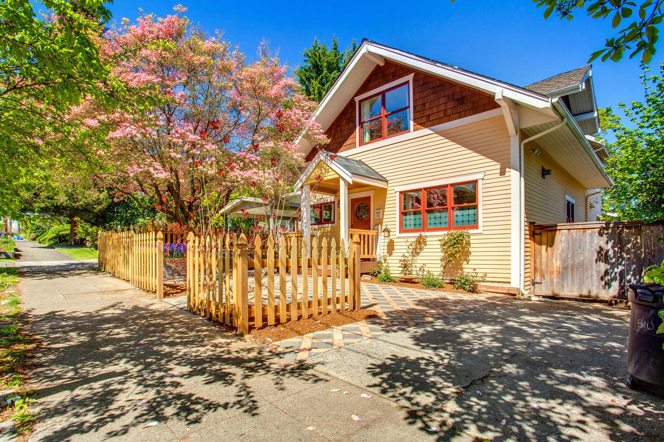 Woodland Park Home
