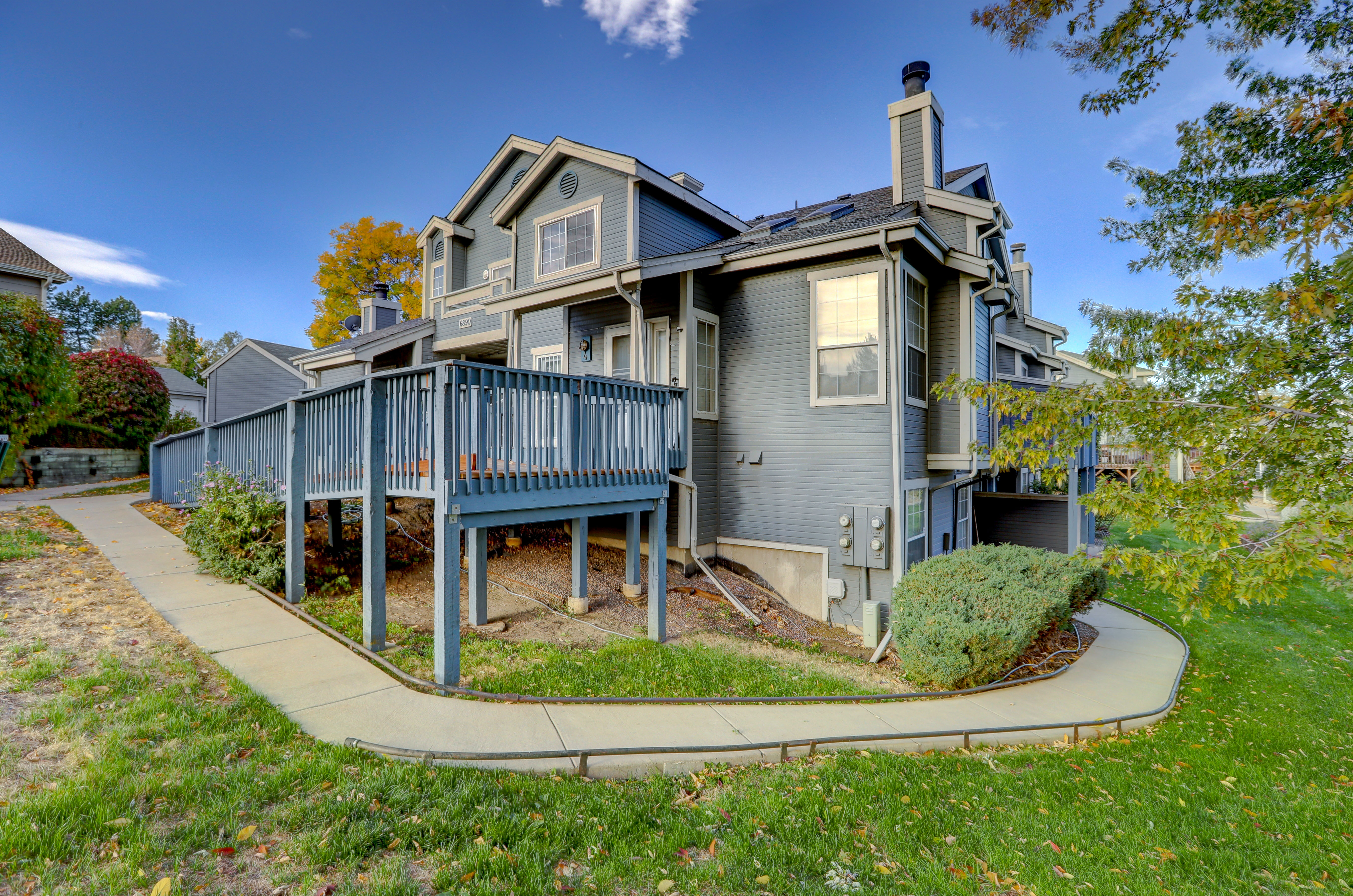 """Condo in highly desireable """"The Yacht Club"""" community in Westminster, CO."""