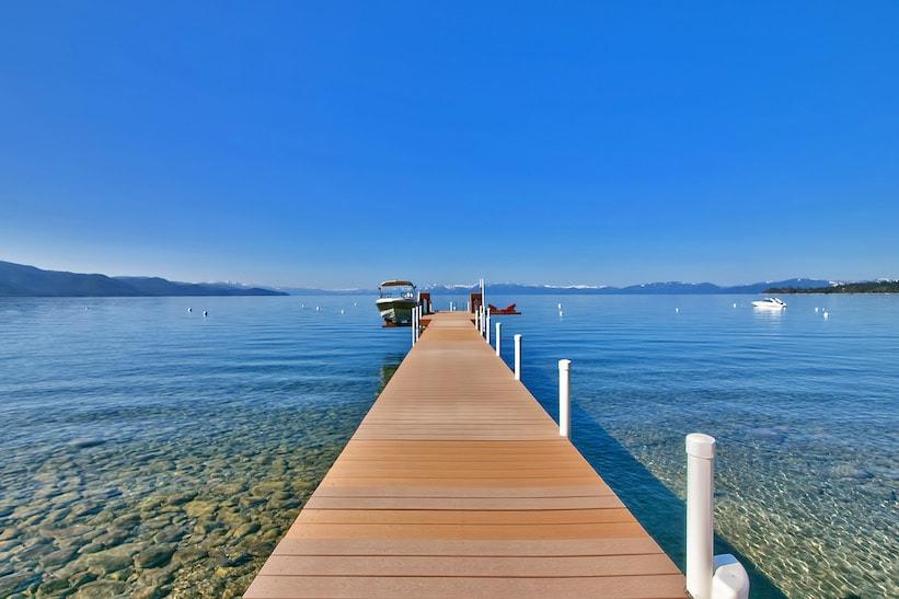 Lake Tahoe Paddle Summer