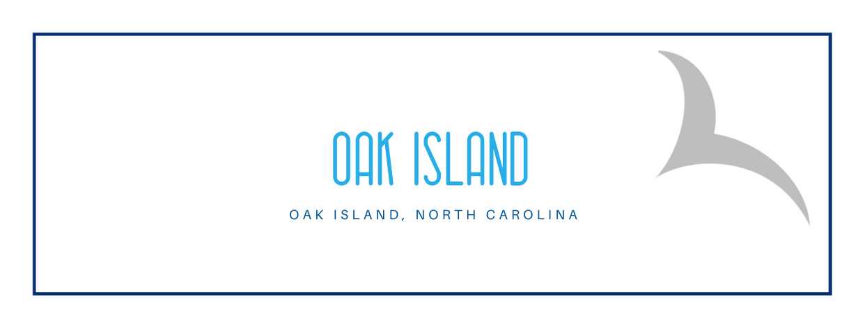 Oak Island Banner
