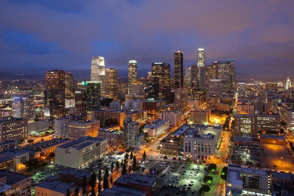 Los Angeles Mid City Area