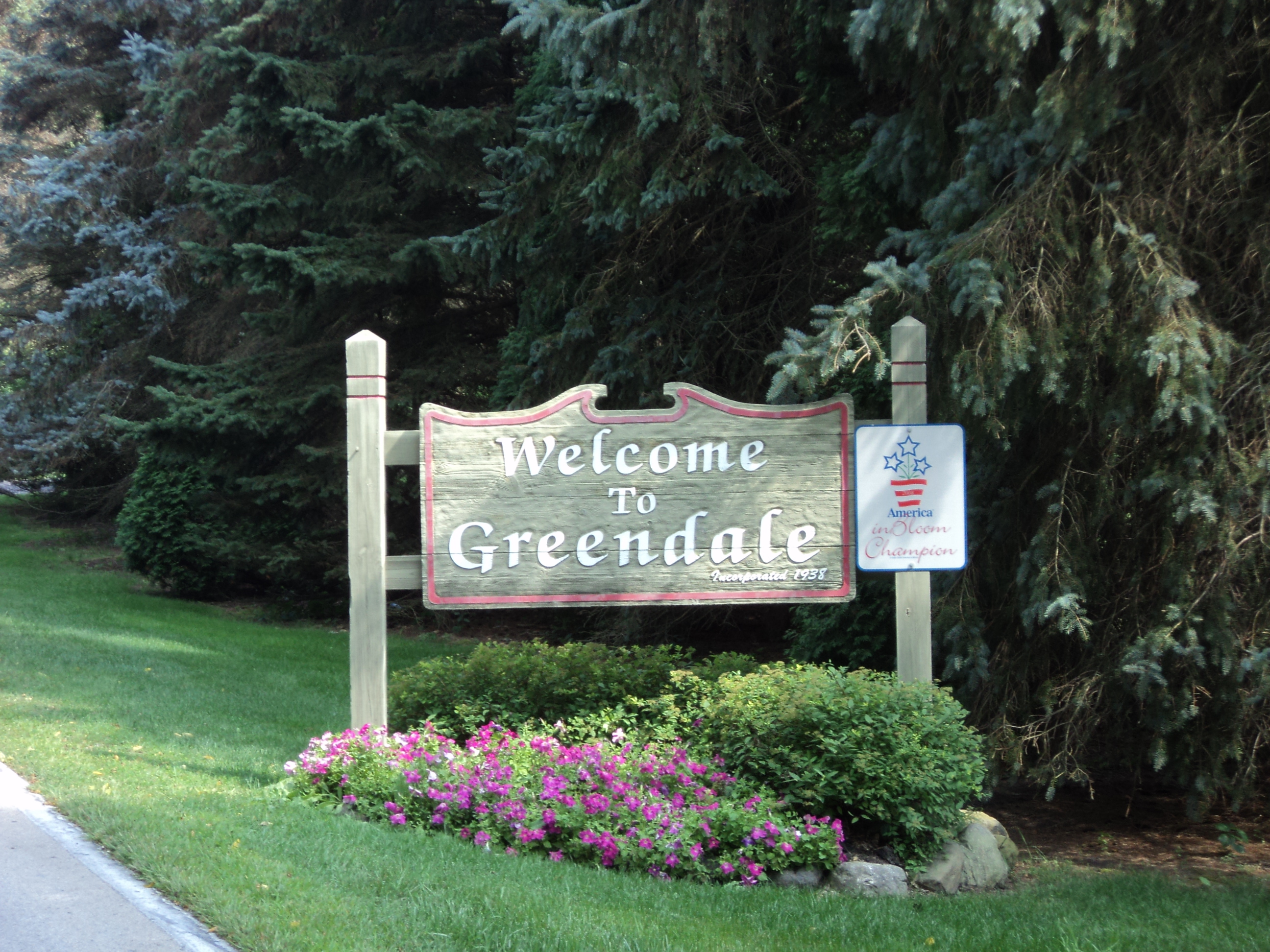 Welcome to Greendale!