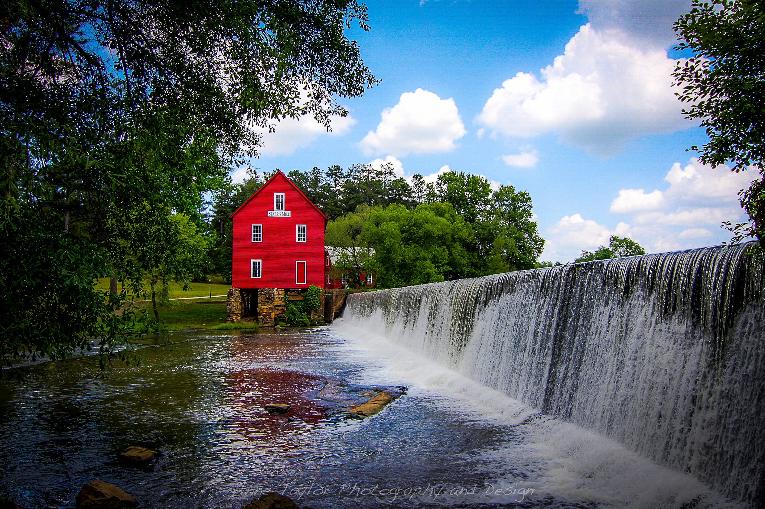 Starr's Mill Fayetteville, GA