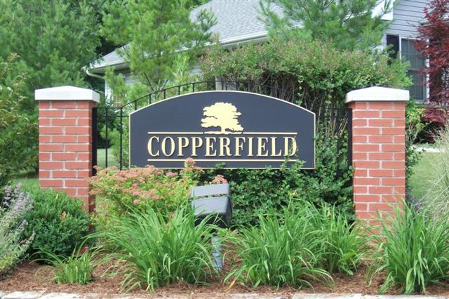 Copperfield Entrance