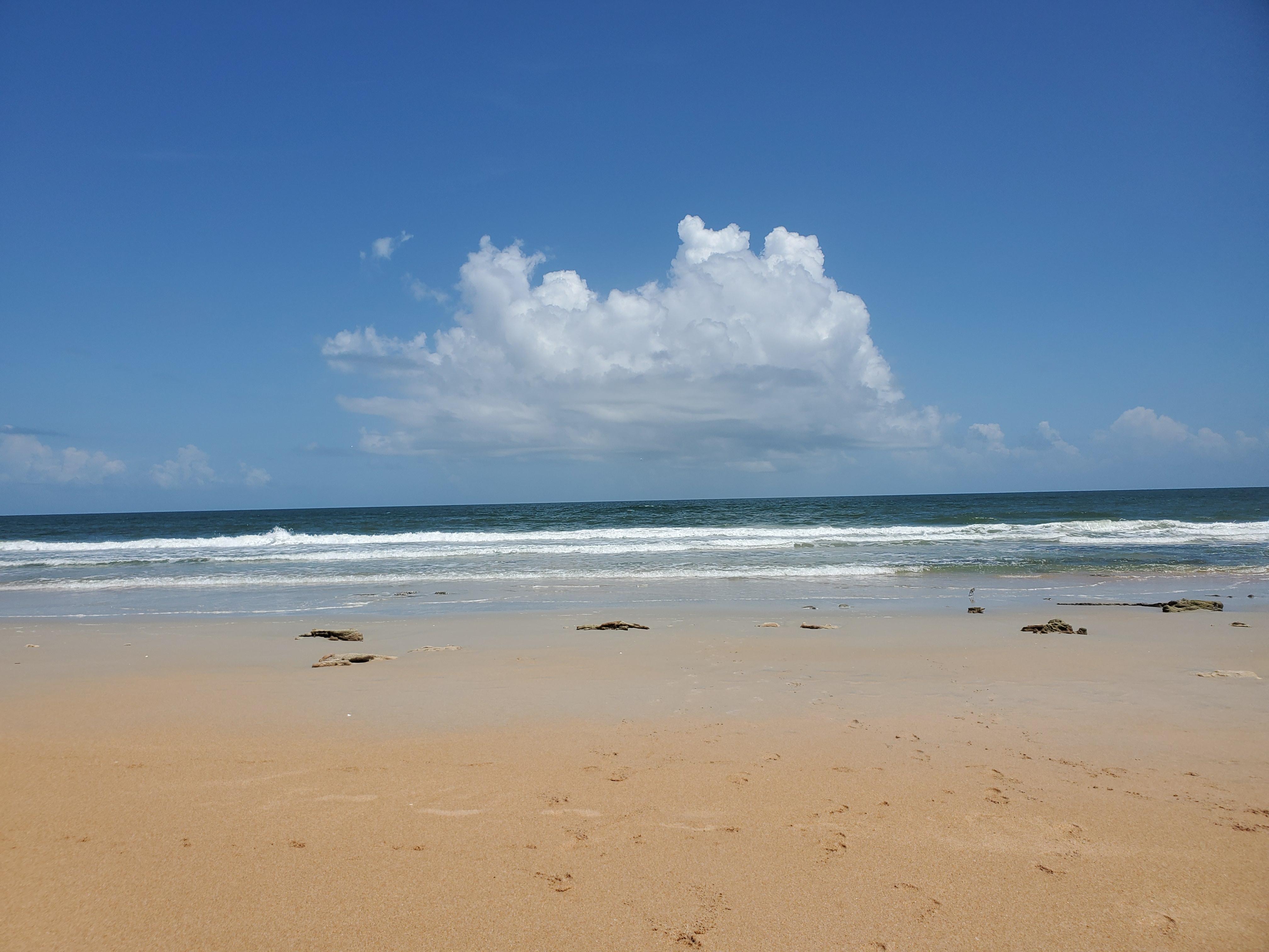 The beach at Malacompra