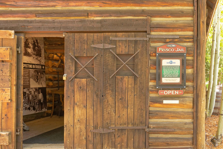 Frisco Colorado Historic Jail