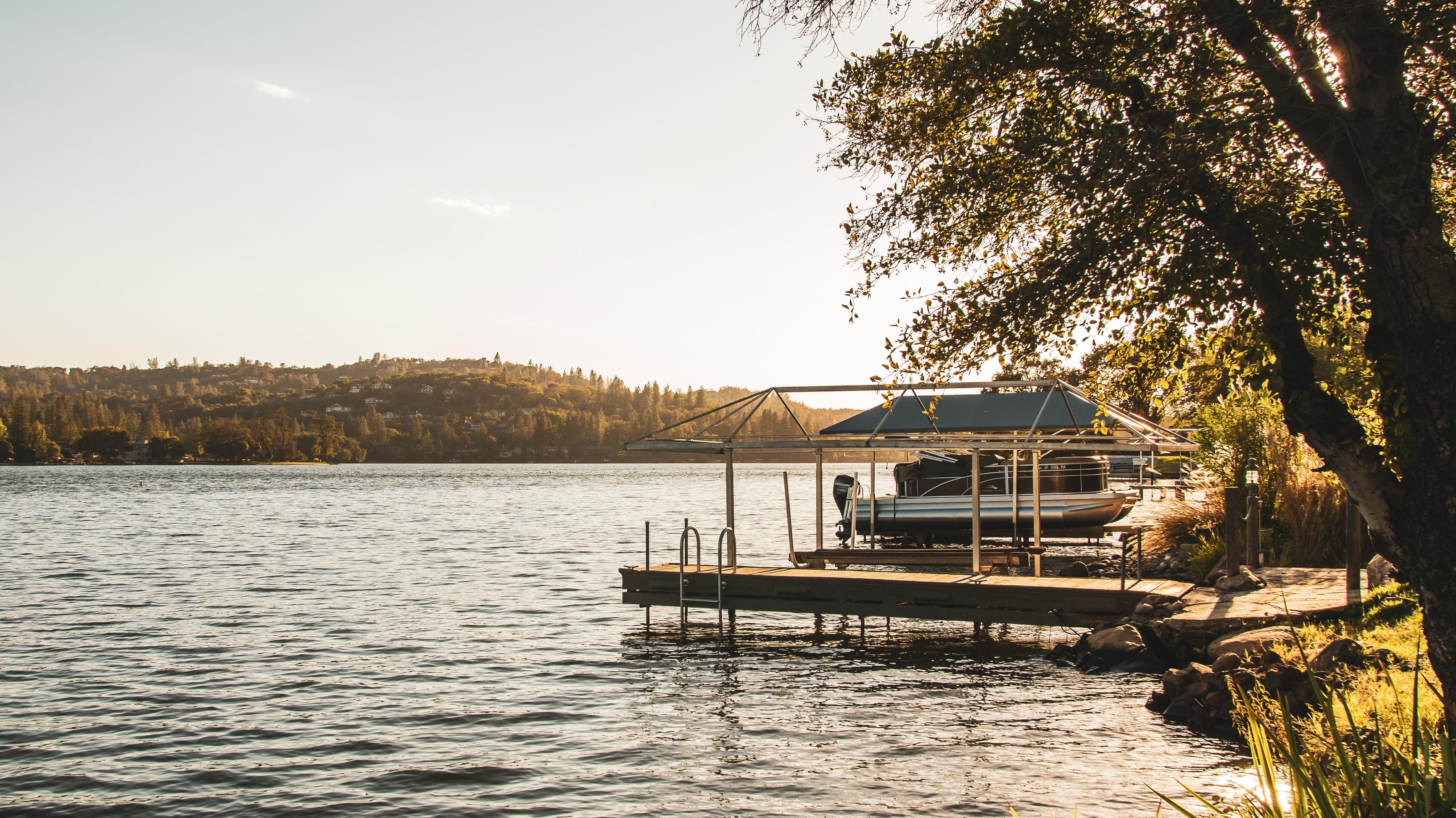 Dock at Lake Wildwood