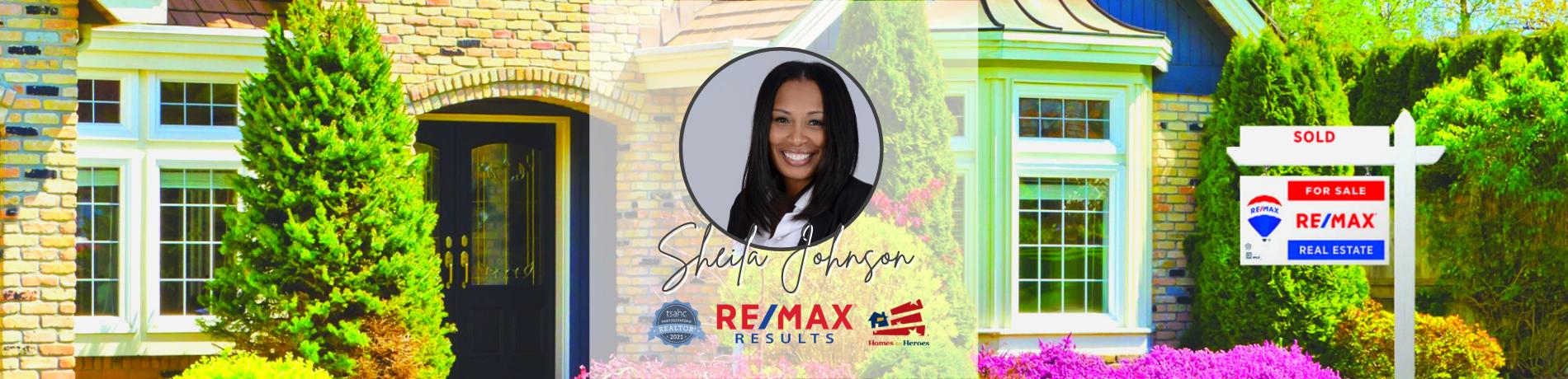 Sheila Johnson - remax