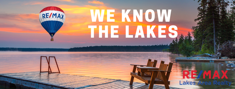 We know  the lakes