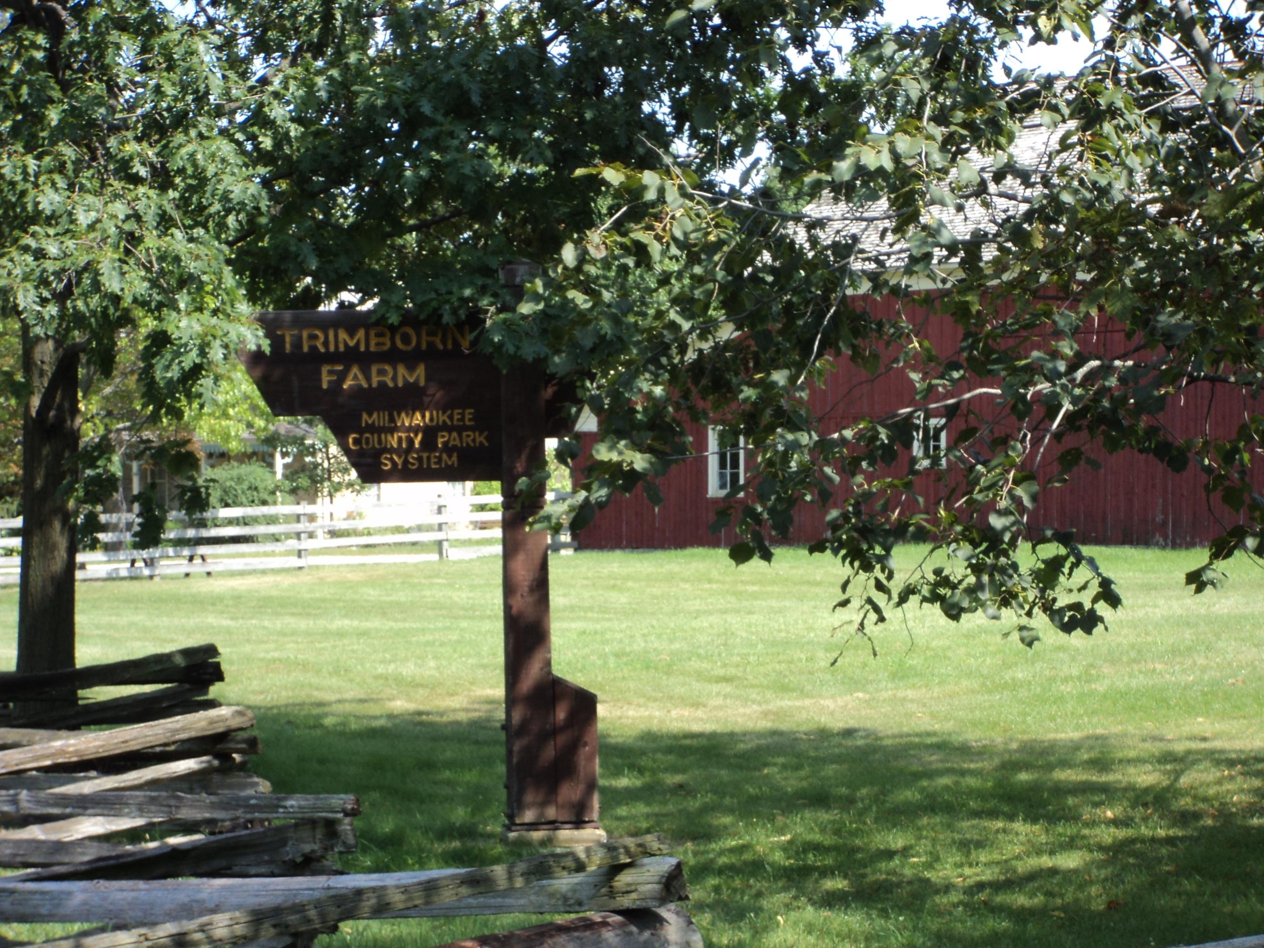 Trimborne Farm