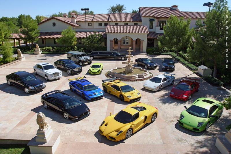 car crazy exterior