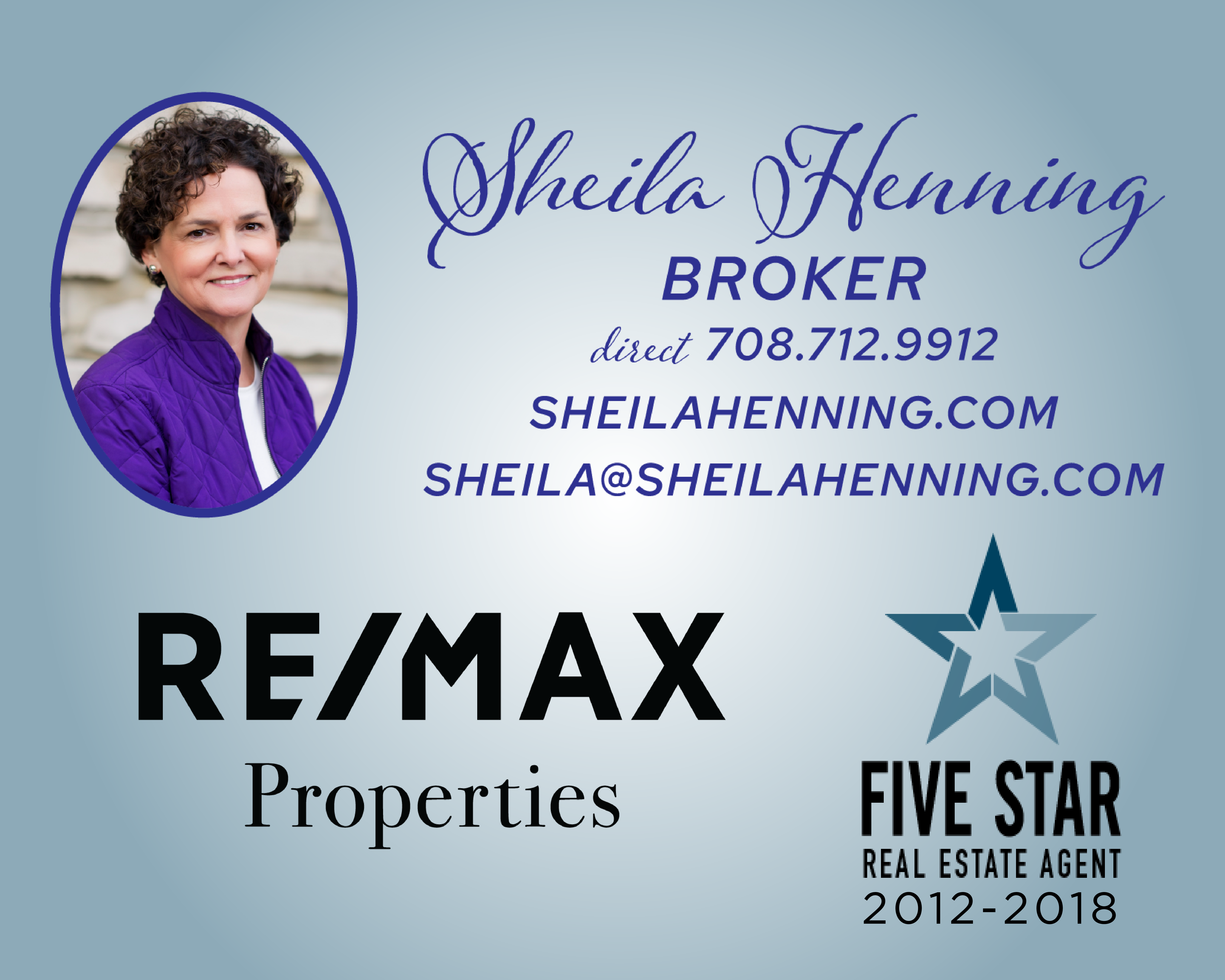Re/Max, REMAX, Re/Max Properties, Sheila Henning, real estate
