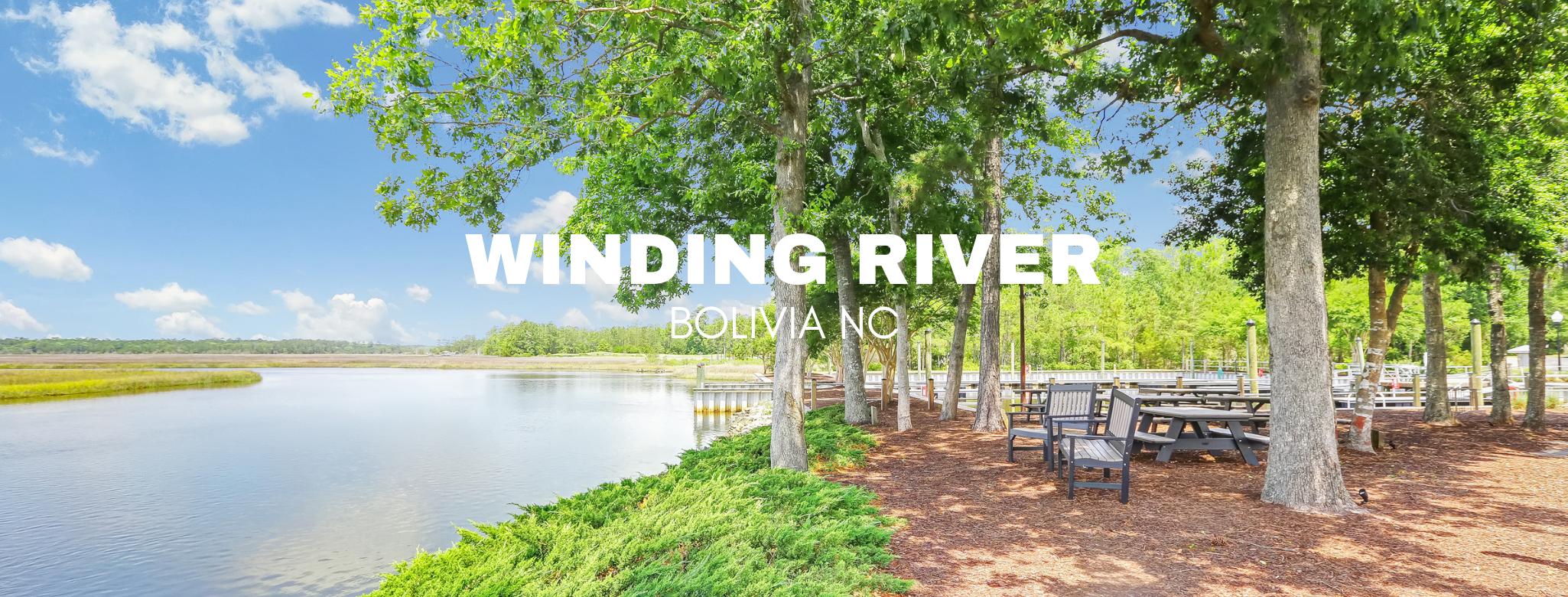 Winding River • Bolivia NC