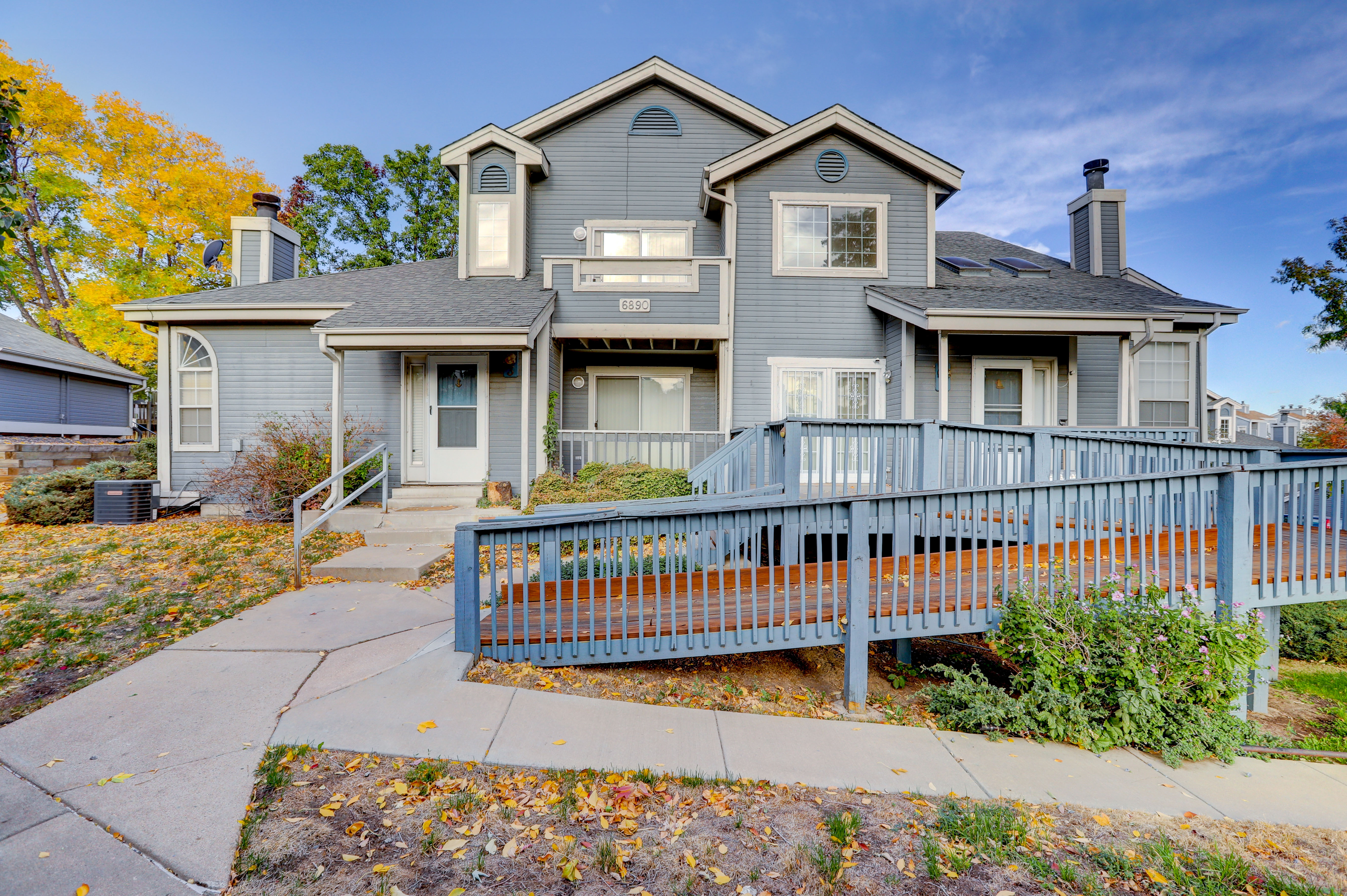 Fully-accessible condo in Westminster, CO. in exclusive 'The Yacht Club' Community.